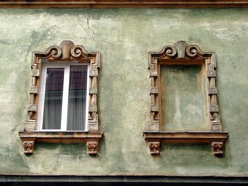 Těsnění oken