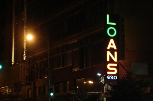 V Evropě, roste počet nesplacených úvěrů